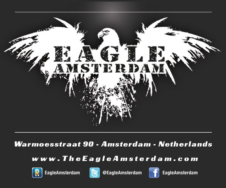 ... Eagle Amsterdam. All Hot Shots € 2,50 per shot, all drinks every day