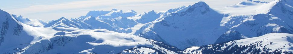 Gay Whistler Ski Week header