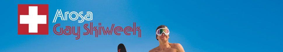 Arosa Ski Week header