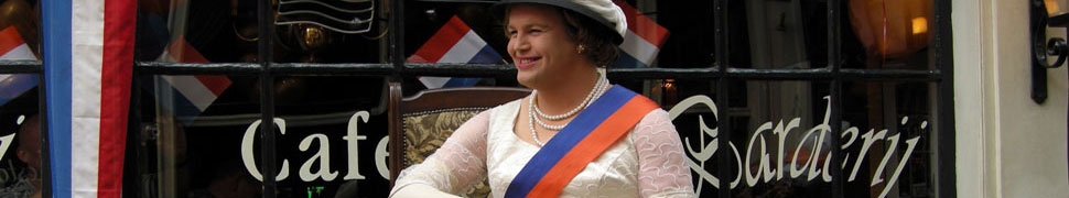 Queensday - Royal Inauguration header