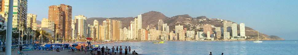 gay Benidorm travel guide 2013