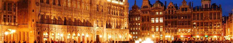 gay Brussels travel guide 2013