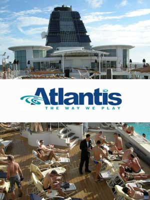 <b>Atlantis all gay cruise</b> Venice to Barcelona