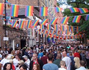 <b>Manchester Gay Pride</b> 25-28 August 2016