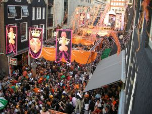<b>Kings Day Amsterdam</b>