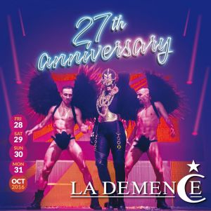 Demence Anniversary weekend