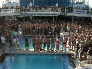 <b>Atlantis Mexico cruise</b>
