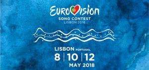 flyer Eurovision Song Contest 2018