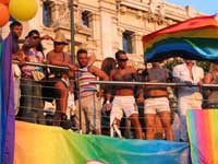 <b>Madrid gay pride</b> / Orgullo