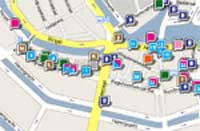 <b>Gay map</b> Amsterdam