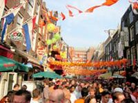 <b>Visit</b> Amsterdam for Kingsday