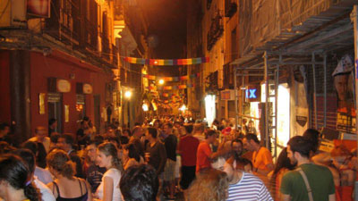 <b>Gay Madrid</b> guide