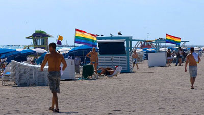 <b>South Beach</b> gay guide