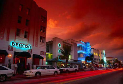 <b>SoBe</b> nightlife