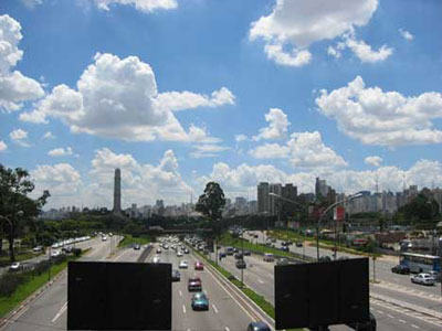 <b>Where</b> to stay in Sao Paulo