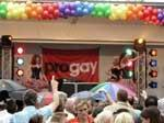 pictures of Pride Closing Party