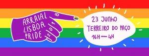 flyer Gay Pride Lisbon