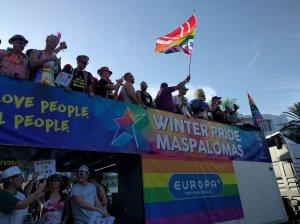 flyer Maspalomas Winter Pride
