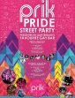 flyer Prik Pride Street Party