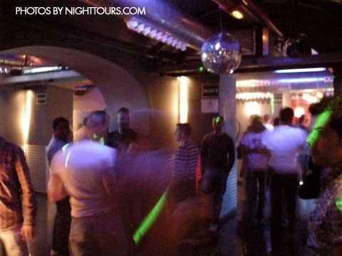 gay club Open mind barcelona
