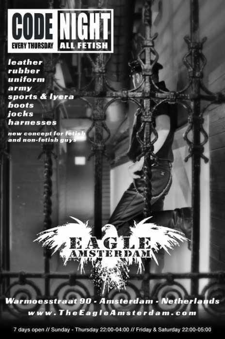 gay reviews eagle bar in amsterdam