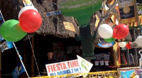 Fiesta Cantina gay bar WeHO Los Angeles