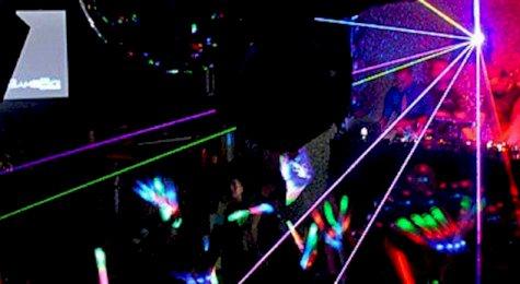 Rage gay nightclub West Hollywood