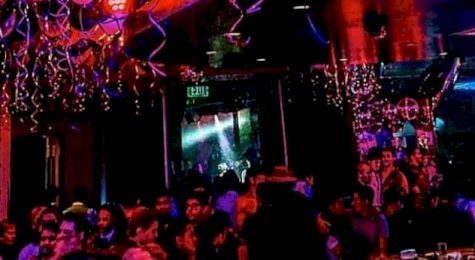 Micky's gay bar West Hollywood