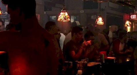 Trunks gay bar WeHO