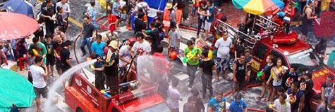 Songkran Thai New Year
