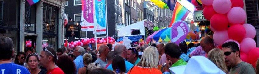 Pride Zeedijk Streetparty