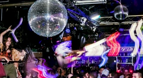 Arena Madre gay club Barcelona