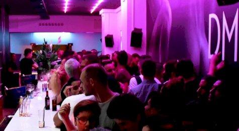 Dmen's gay bar Barcelona