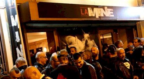 La Mine gay fetish bar Paris