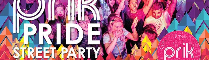 Prik Pride Street Party