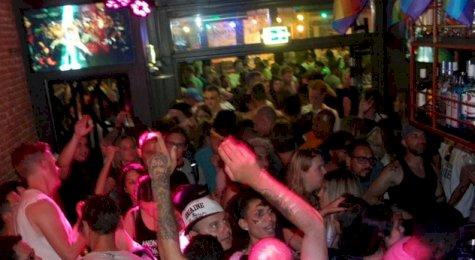 Gay bar Taboo Kantine Amsterdam