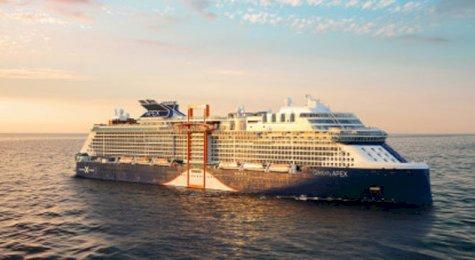Atlantis gay cruise on Celebrity Apex