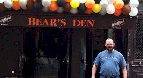 Bear's Den gay bears bar Paris