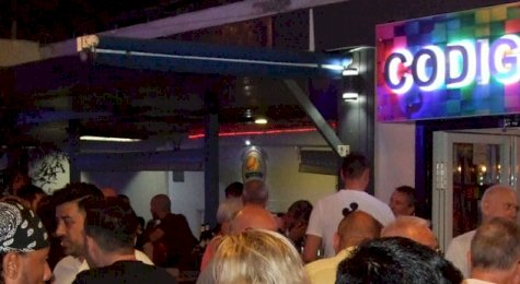 Codigo Gay Bar
