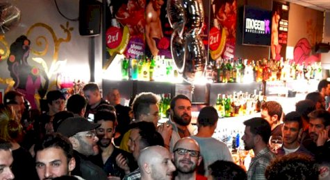Gay bar Moeem Barcelona