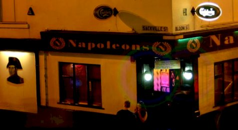 Napoleon's gay bar Manchester