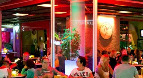 Gran Cafe Latino gay bar Yumbo