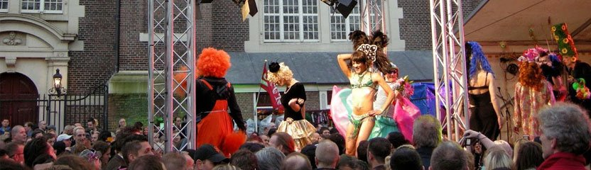 Pride Drag Queen Olympics