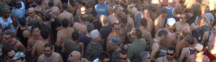 Gay sex Karneval Cruise