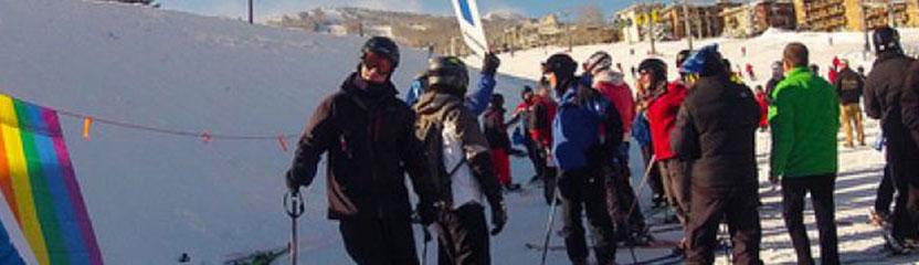 Gay and Lesbian Ski Week