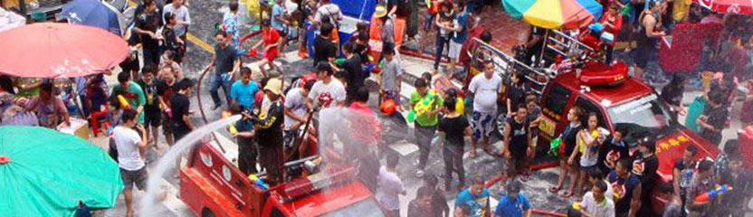 Songkran Thai New Year / GCircuit