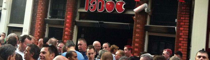 Taboo gay bar Amsterdam