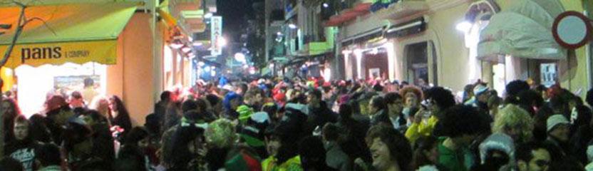 Colectivo gay sitges rua del extermini