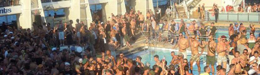 Atlantis Copenhagen to Stockholm gay cruise