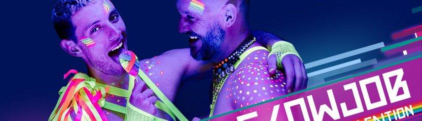 Glowjob - UV light party
